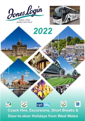 Jones Login Brochure - Excursions & Tours