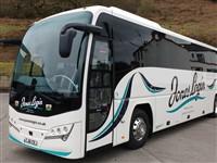 34 & 53 seat Luxury Coaches