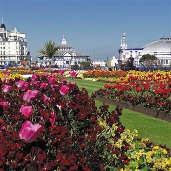 Carpet Gardens at Eastbourne