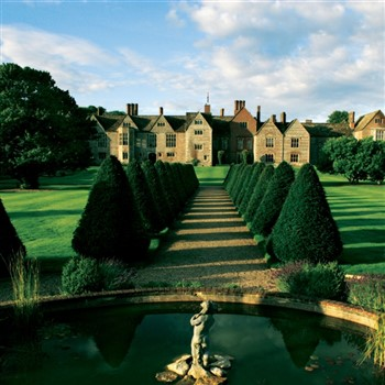 Front view - Littlecote House Hotel