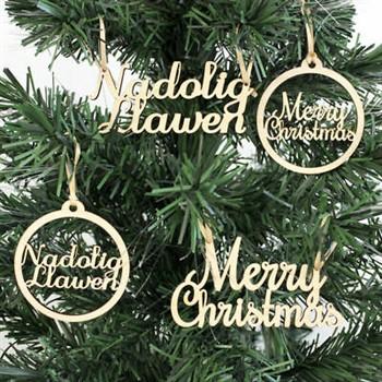 Nadolig Llawen / Merry Christmas