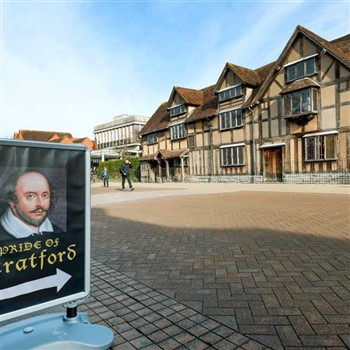 Shakespeare's Stratford & The Cotswolds