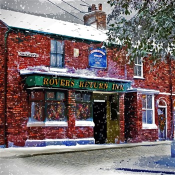 Christmas on the Cobbles
